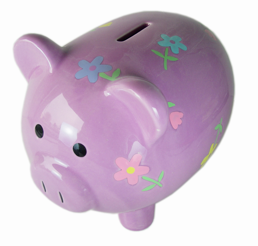Teach Kids To Save With A Piggy Bank - Site ...