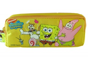 This cute Spongebob pencil case can be found in our Spongebob Squarepants store, found under Characters List.